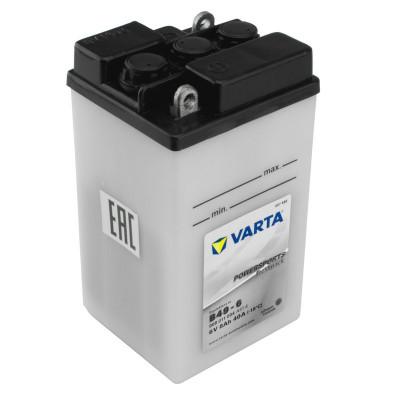 Мото аккумулятор Varta 6СТ-8 PowerSport B49-6