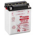 Yuasa 6СТ-14,7 YuMicron YB14L-A2