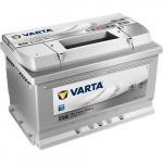 Varta 6СТ-74 E38 Silver Dynamic