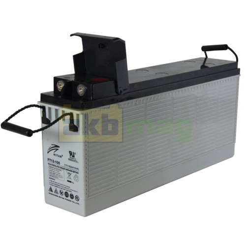 Аккумулятор Ritar FT12-105G