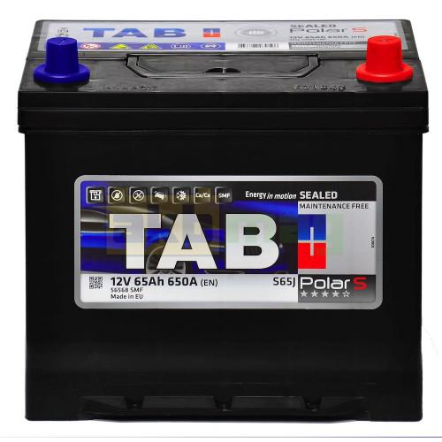 Аккумулятор TAB 6СТ-65 Polar