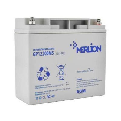 Аккумулятор Merlion GP12200M5 PREMIUM