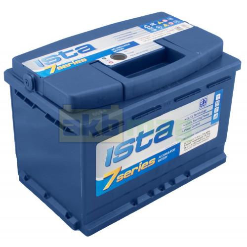Автомобильный аккумулятор Ista 6СТ-74 7 Series