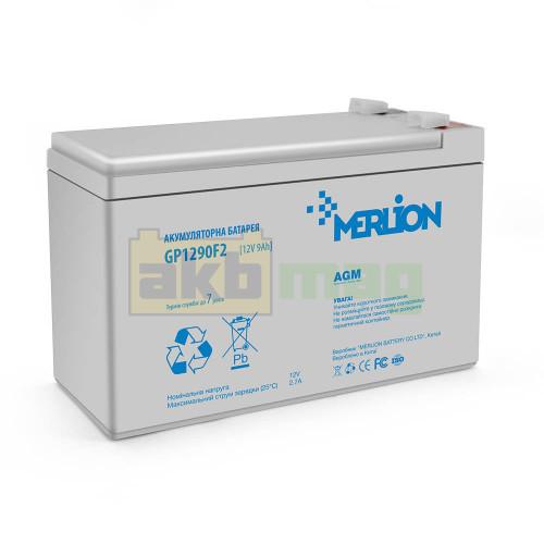 Аккумулятор Merlion GP1290F2