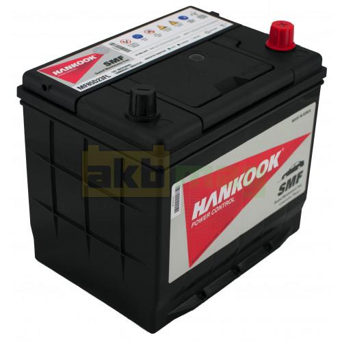 Автомобільний акумулятор Hankook 6СТ-68 SMF 85D23FL