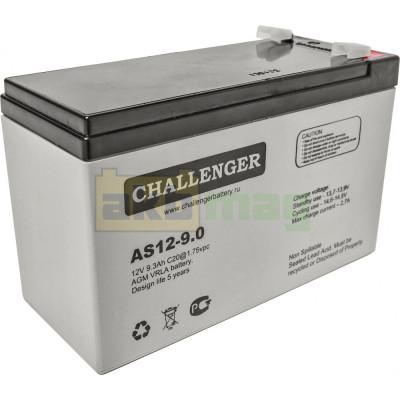 Аккумулятор Challenger AS12-9.0