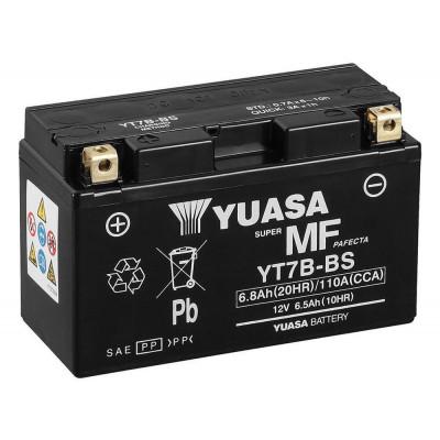 Мото аккумулятор Yuasa 6СТ-6,5 YT7B-BS