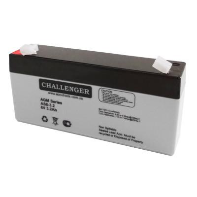 Аккумулятор Challenger AS6-3,2