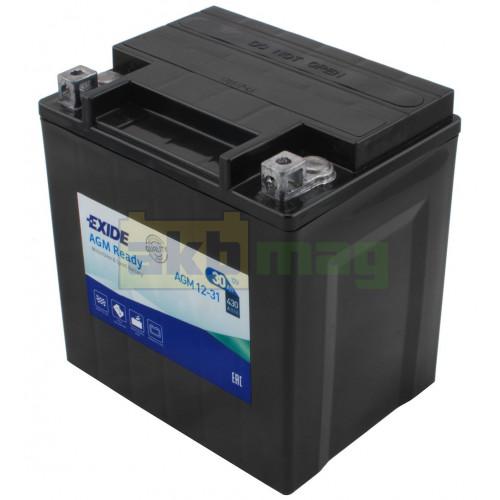 Мото аккумулятор Exide 6СТ-30 AGM12-31
