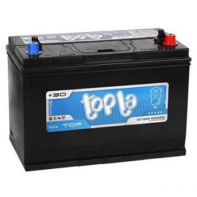 Грузовой аккумулятор Topla 6СТ-110 TOP John Deere DP