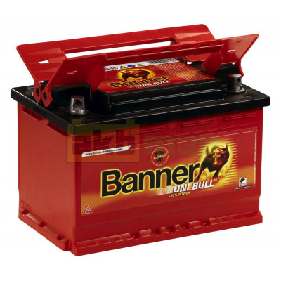 Автомобильный аккумулятор Banner 6СТ-69 Uni Bull 50300