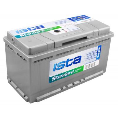 Автомобильный аккумулятор Ista 6СТ-90 Standard R