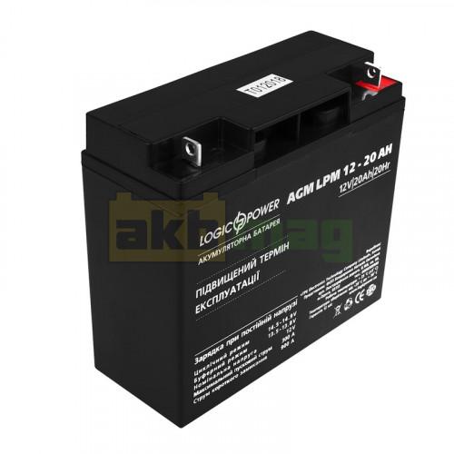 Аккумулятор LogicPower LPM12-20