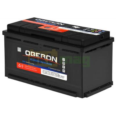 Автомобильный аккумулятор Oberon 6СТ-100 Eurostandard