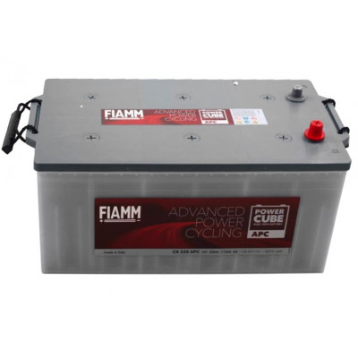 Грузовой аккумулятор Fiamm 6СТ-225 PowerCube