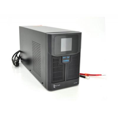 Источник бесперебойного питания Ritar RTSW-1500 LCD 24V