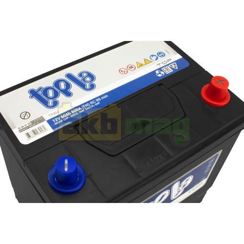 Автомобильный аккумулятор Topla 6СТ-60 TOP Japan R