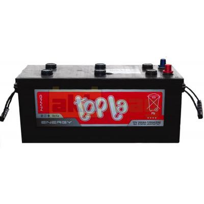 Грузовой аккумулятор Topla 6СТ-200 Energy Truck MaxDin