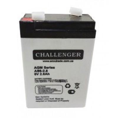 Аккумулятор Challenger AS6-2.8