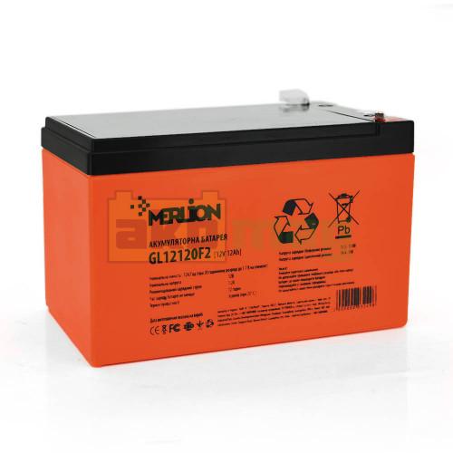 Аккумулятор Merlion GL12120F2