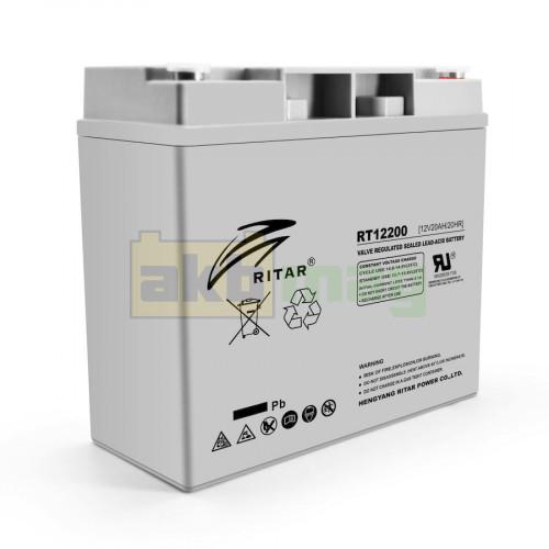 Аккумулятор Ritar RT12200