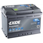 Exide 6СТ-77 Premium EA770