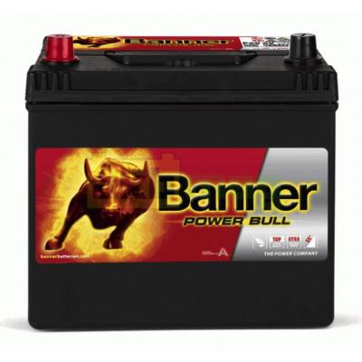 Автомобильный аккумулятор Banner 6СТ-60 Power Bull P6069
