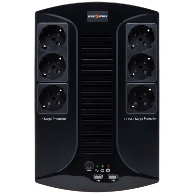 Источник бесперебойного питания LogicPower LP-850VA-6PS
