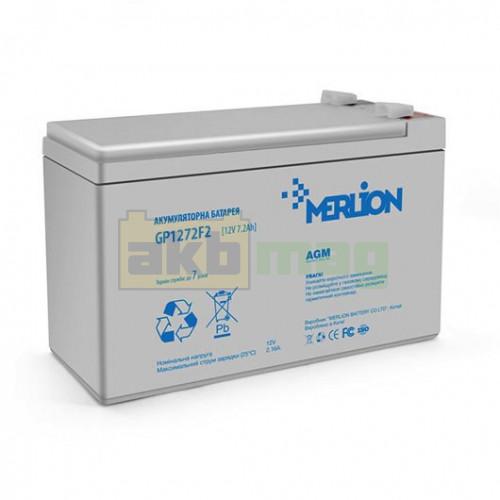 Аккумулятор Merlion GP1272F2