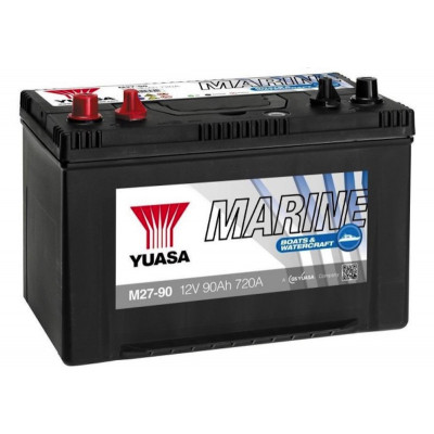 Аккумулятор Yuasa 90 Marine M27-90