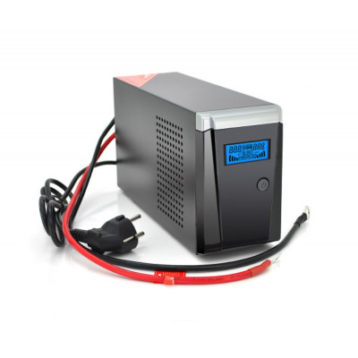 Источник бесперебойного питания Ritar RTSW-500 LCD 12V
