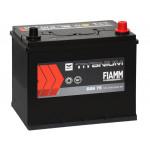 Fiamm 6СТ-75 Titanium Black Asia
