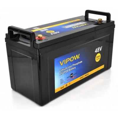 Аккумулятор Vipow LiFePO4 48V 30AH (BMS 40)