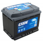 Exide 6СТ-62 Excell EB620
