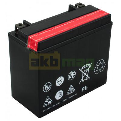 Мото аккумулятор Exide 6СТ-18 ETX20H-BS