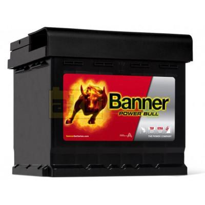 Автомобильный аккумулятор Banner 6СТ-44 Power Bull P4409