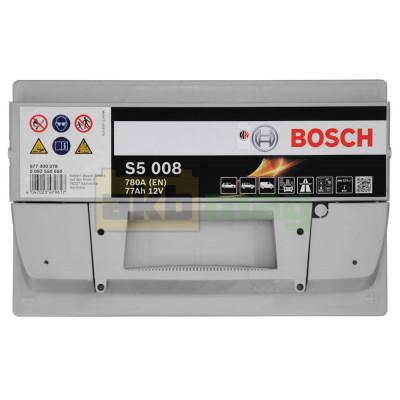 Автомобильный аккумулятор Bosch 6СТ-77 S5 008 0092S50080