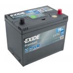 Exide 6СТ-75 Premium EA754