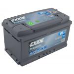 Exide 6СТ-85 Premium EA852
