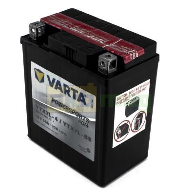 Мото аккумулятор Varta 6СТ-6 PowerSports AGM YTX7L-BS