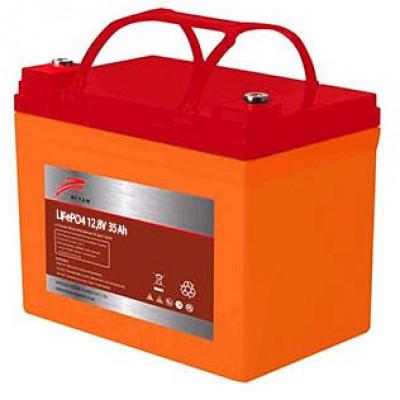 Аккумулятор Ritar LiFePO4 12V 35AH (BMS 35)