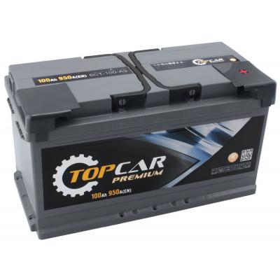 Аккумулятор Top Car 6СТ-100 Premium