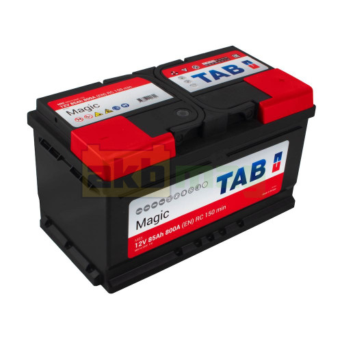 Аккумулятор TAB 6СТ-85 Magic