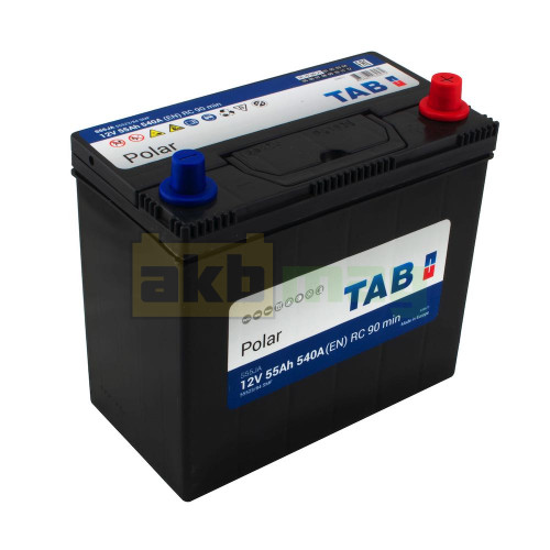 Аккумулятор TAB 6СТ-55 Polar