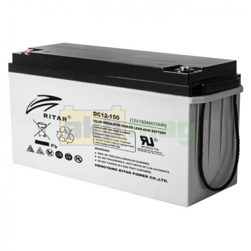 Аккумулятор Ritar DC12-150