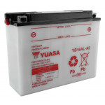 Yuasa 6СТ-16,8 YuMicron YB16AL-A2