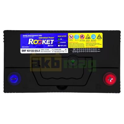 Автомобильный аккумулятор Rocket 6СТ-45 NX100-S6LS