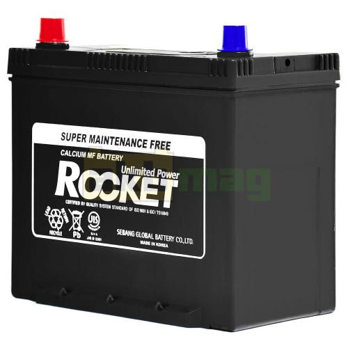 Автомобильный аккумулятор Rocket 6СТ-45 NX100-S6S