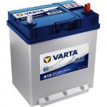 Varta 6СТ-40 A13 Blue Dynamic