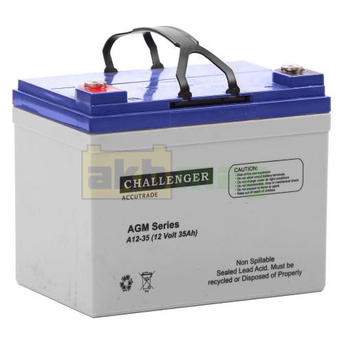 Аккумулятор Challenger A12-35